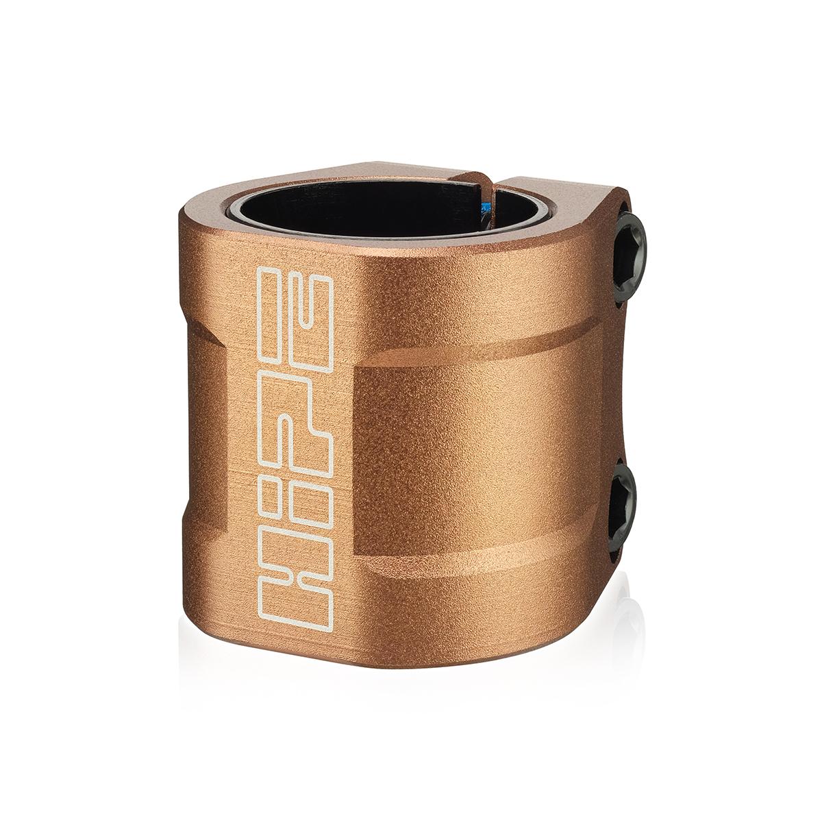 Купить Хомут на руль для трюкового самоката Hipe LMT70 Clamp(IHC/HIC) Bronze